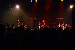 CKY (band) - The band toured worldwide in support of Carver City throughout 2009 and 2010.