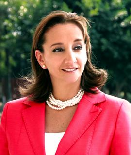 Claudia Ruiz Massieu Mexican lawyer and politician