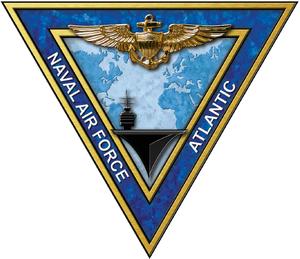 Naval Air Force Atlantic - AirLant Logo