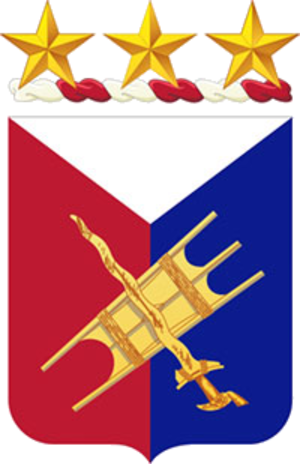 1st Filipino Infantry Regiment - Regiment Coat of Arms
