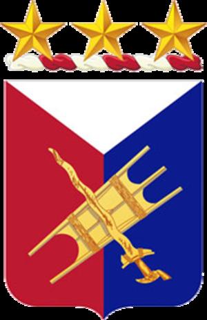 1st Filipino Infantry Regiment - Regiment Coat of Arms