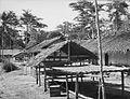 COLLECTIE TROPENMUSEUM Gefermenteerde cacaobonen liggen in de zon te drogen TMnr 20014113.jpg