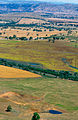 CSIRO ScienceImage 4160 Rural landscape with wheat crops viewed from Bobbara Mountain near Binalong NSW 2003.jpg
