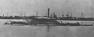 Selma, Alabama in the American Civil War - The CSS Tennessee in 1864