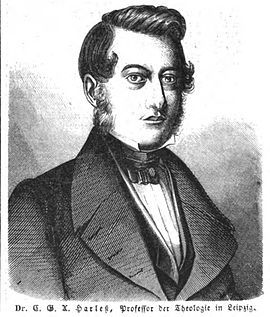 Adolf von Harleß