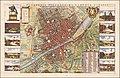 Ca. 1660 map of Florence by Wenceslaus Hollar.jpg