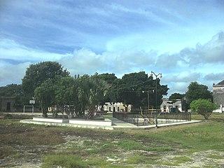 Village in Yucatán, Mexico
