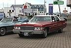 Cadillac Fleetwood Brougham, Bauzeit 1973-74, Front (2017-06-11 Sp).JPG