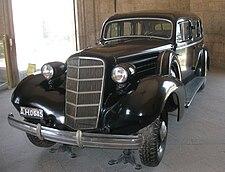 Cadillac – Wikipedia, wolna encyklopedia
