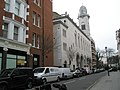 Cadogan Hall, Sloane Terrace - geograph.org.uk - 1089317.jpg