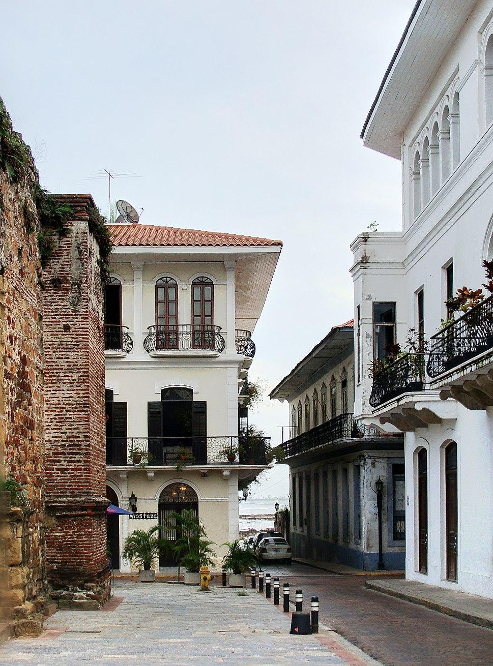 Calle Casco Viejo