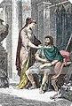 Calpurnia and Mark Antony.jpg