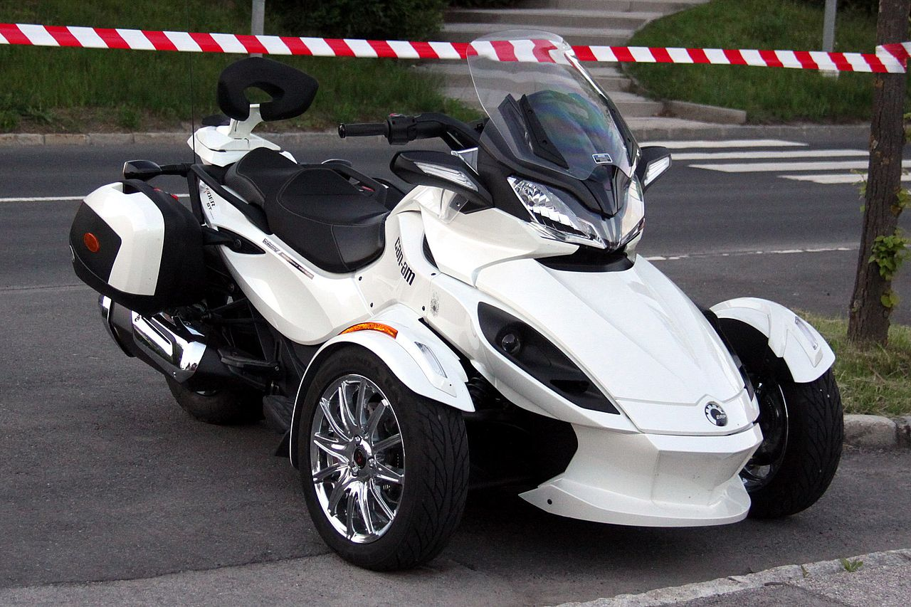 Can Am Spyder Rs S Sprokette Paint