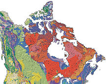 Canadian Shield - Wikipedia, the free encyclopedia