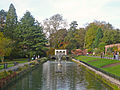 Canal Gardens, Roundhay Park (24th October 2010).jpg