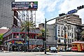 Canal Street New Orleans April 2018 - Corner of Burgundy.jpg