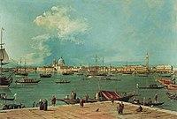 Canaletto (1697-1768) - Venice, the Bacino di San Marco from San Giorgio Maggiore - P497 - The Wallace Collection.jpg
