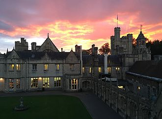 Canford School - Canford Landscape