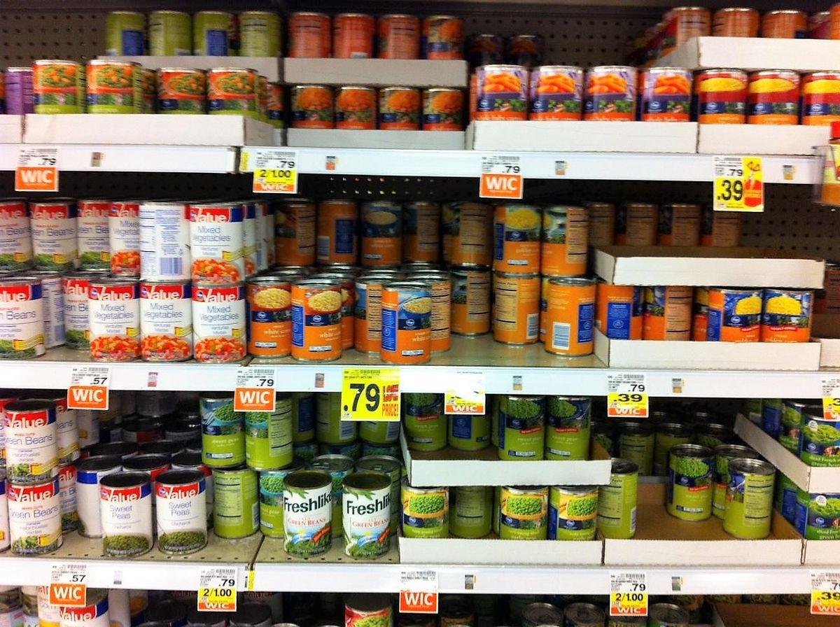 Lebensmittelkonservierung – Wikipedia