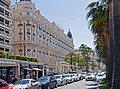 Cannes Côte D ' Azur Lake Promenade Palm Trees.jpg