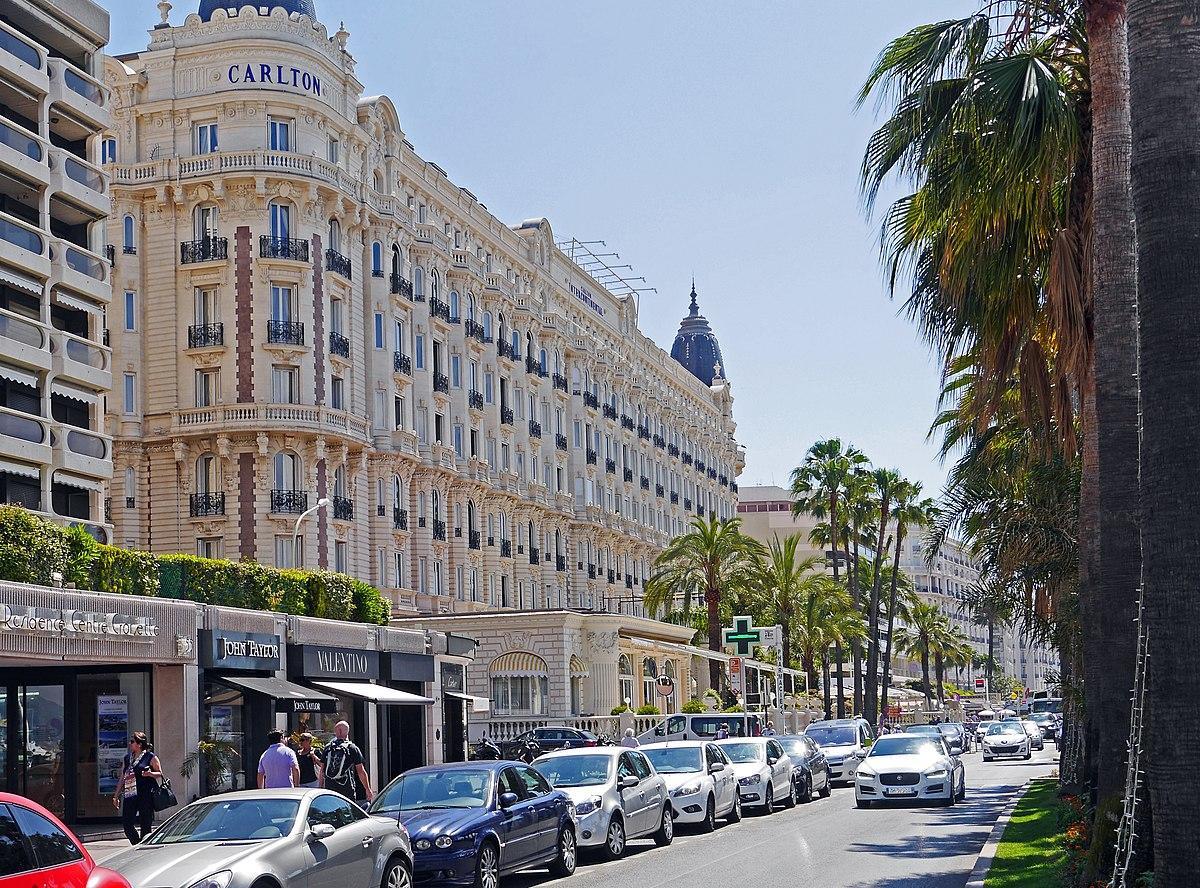 InterContinental Carlton Cannes - Wikipedia, la ...