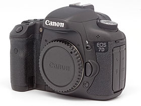Image illustrative de l'article Canon EOS 7D