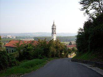Cantarana - Image: Cantarana centro