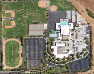 Canyon Springs High School (Moreno Valley, California) - Image: Canyon Springs High School