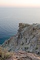 Cape Akrotiri cliff - Santorini - Greece - 01.jpg