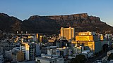 Cape Town dawn cityscape with Table Mountain.jpg
