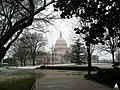 Capitol Building with Snow Dusting March 2013 (8533867691).jpg