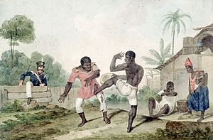 Capoeira: An African Martial Art From Angola to Brazil