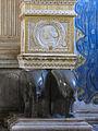 Cappella degli antenati, elefanti malatestiani e dado con stemmi e ritratto s.p. malatesta, sx 01,1.JPG