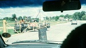 Caprivi conflict - Image: Caprivi escort