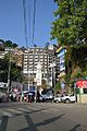 Car Park and HPTDC Lift Area - Cart Road - Shimla 2014-05-08 2042.JPG