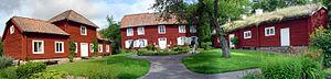 Linnaeus' Hammarby - Linnaeus' Hammarby