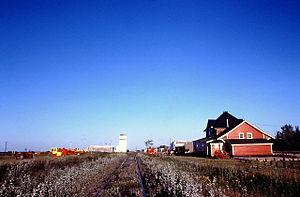 Carlyle, Saskatchewan - Carlyle, Saskatchewan (July 1980)