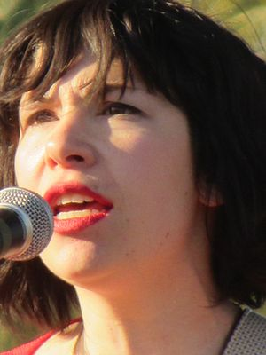 Carrie Brownstein cover