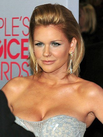 Carrie Keagan - Keagan at the 38th People's Choice Awards in 2012