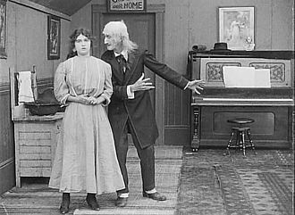 Helen Carruthers - Helen Carruthers and Frank Hayes in His Musical Career (1914)