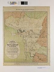Carta da Província de Mato Grosso