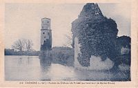 Carte postale ancienne de Chéméré 17.jpg