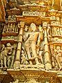 Carvings at Modhera Sun temple.jpg