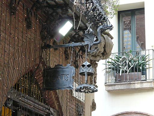 Casa Marti - drac 4 gats