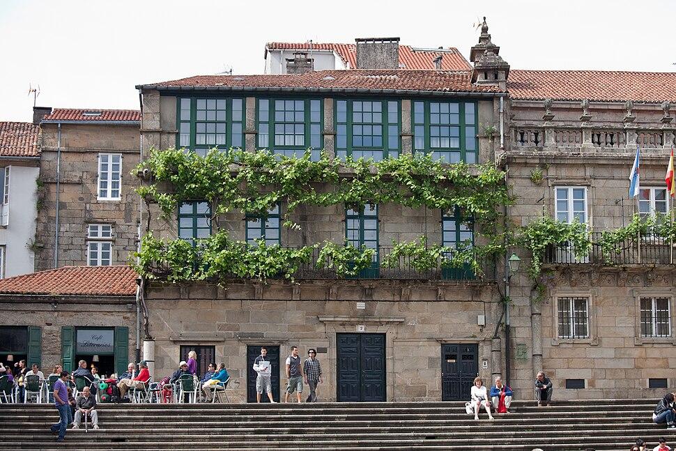 Casa da Parra. Santiago de Compostela
