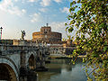 Castel Sant´Angelo - Roma (Mausoleo de Adriano).jpg