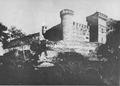 Castello di Fenis, angolo sud-ovest, fig 133 bis, Nigra.tiff
