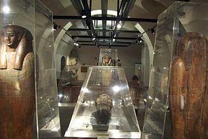 Egyptian Museum (Milan) - Image: Castello museo egizio milano