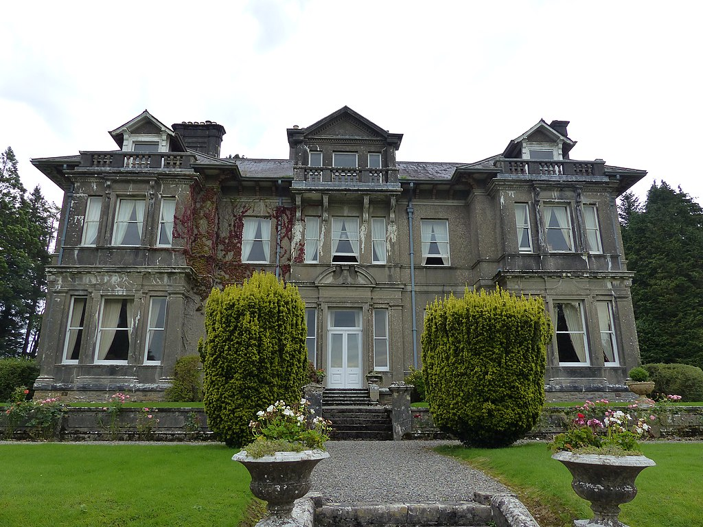 Castlerea - Clonalis House - 20190823040950