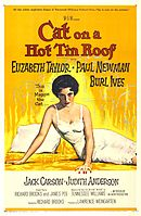 Picture of a movie: Cat On A Hot Tin Roof